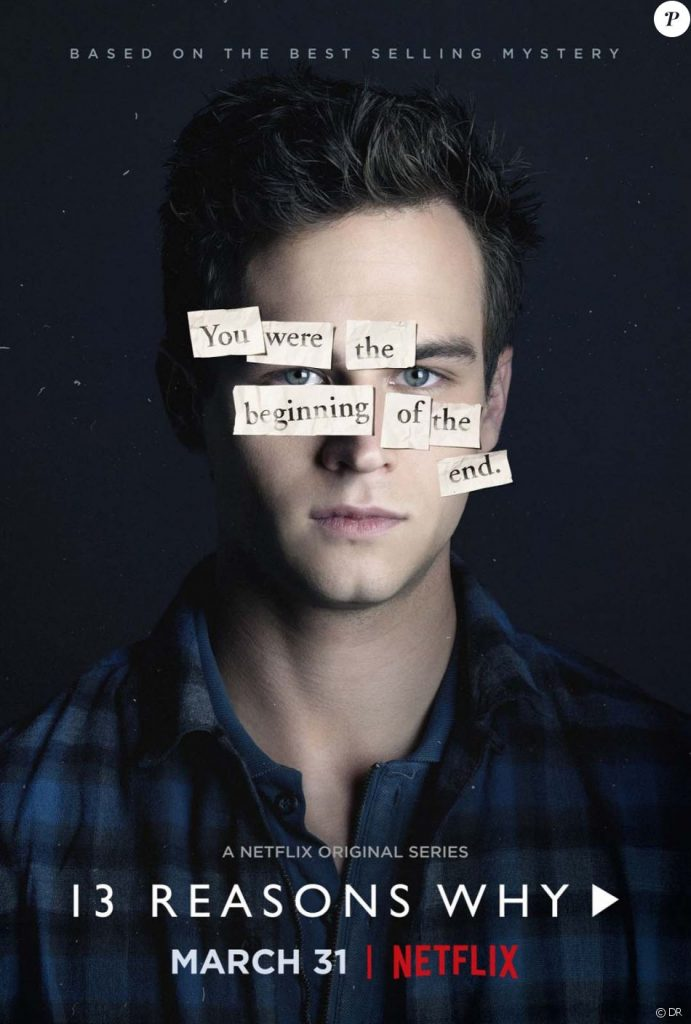 13 reasons why poster Justin