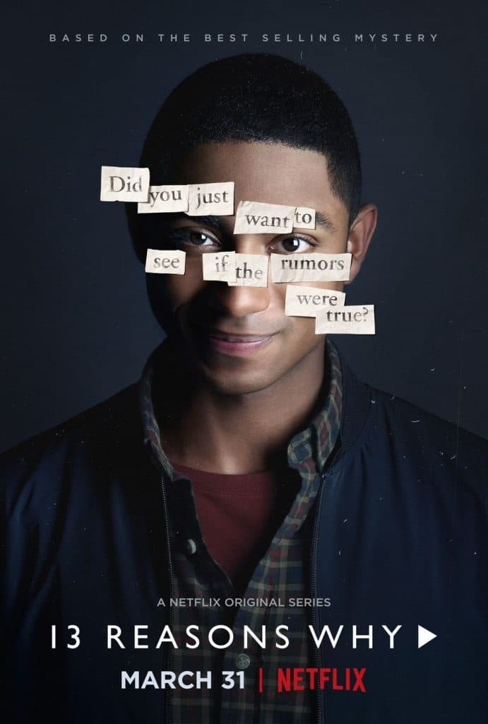 13 reasons why poster Marcus