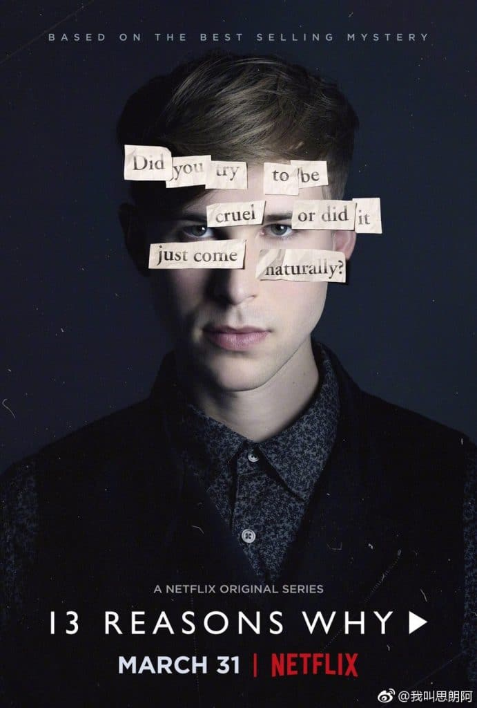 13 reasons why poster Ryan