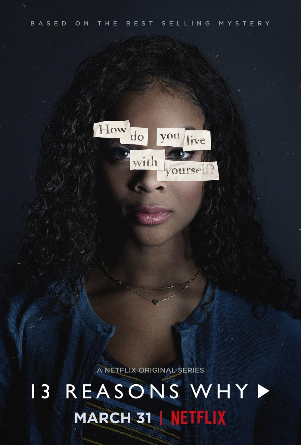 13 reasons why poster Sheri