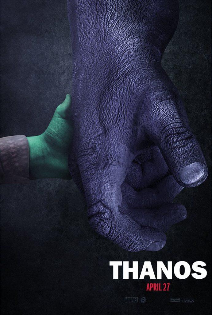 Logan Inspired Avengers Infinity War Poster
