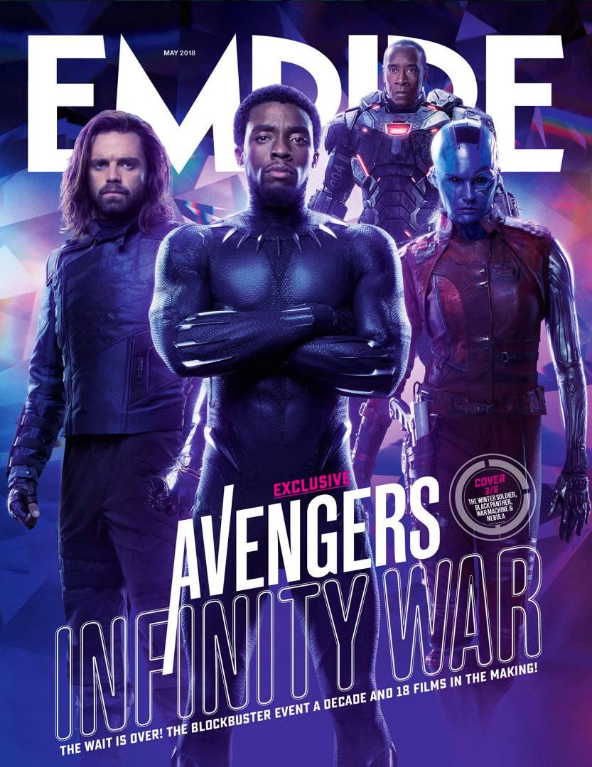 Avengers Infinity War Poster: 50+ Official & Fan-Made ...