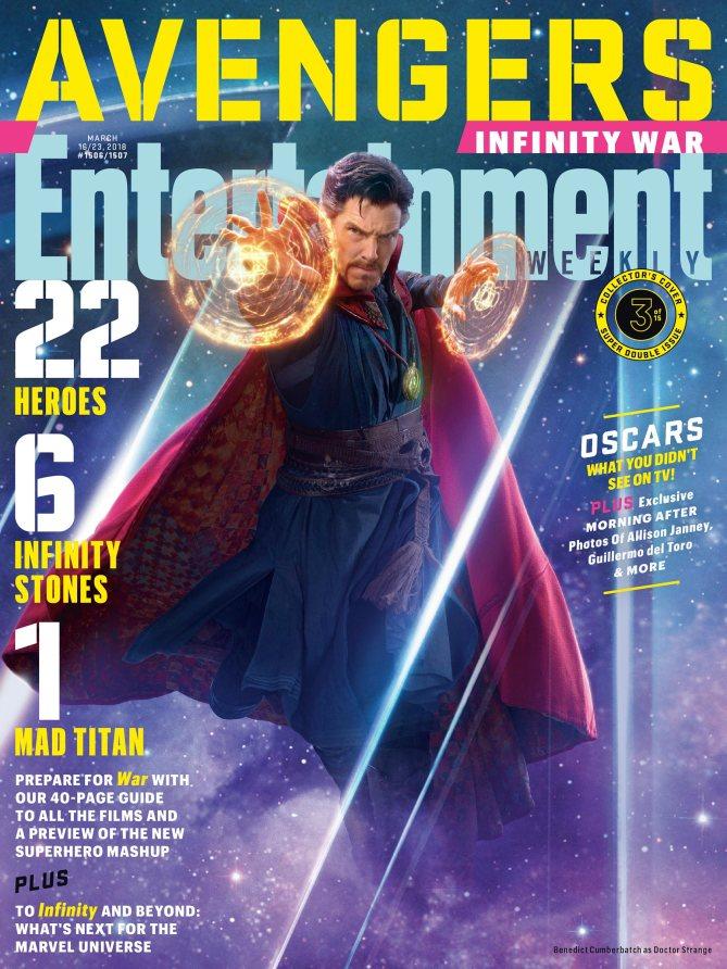 Avengers Infinity War Poster - Doctor Strange