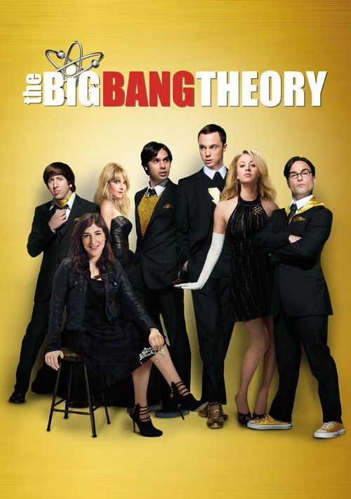 Big bang theory poster entire cast poster