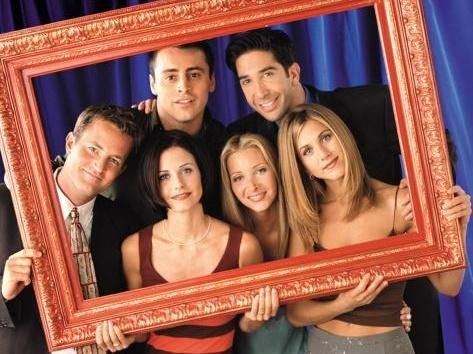 Friends Printable Poster Free
