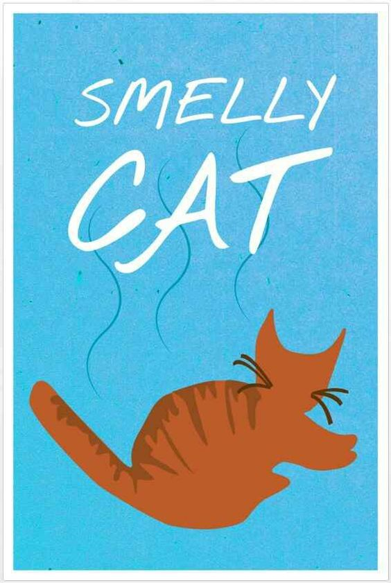 Friends poster Smelly Cat