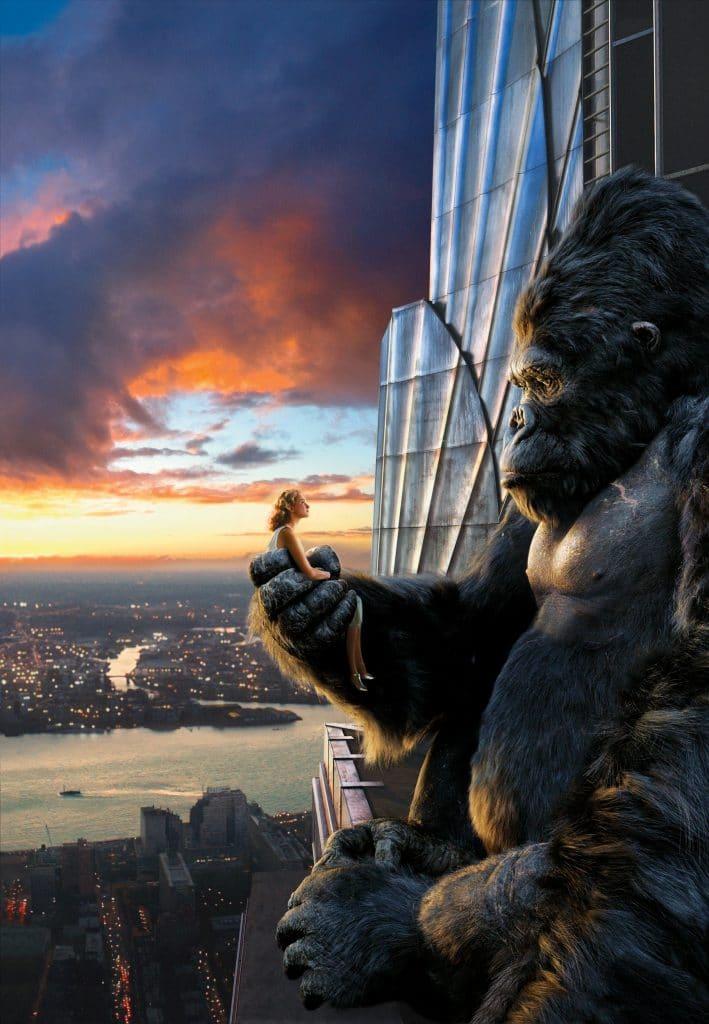 King Kong poster 2005 movie
