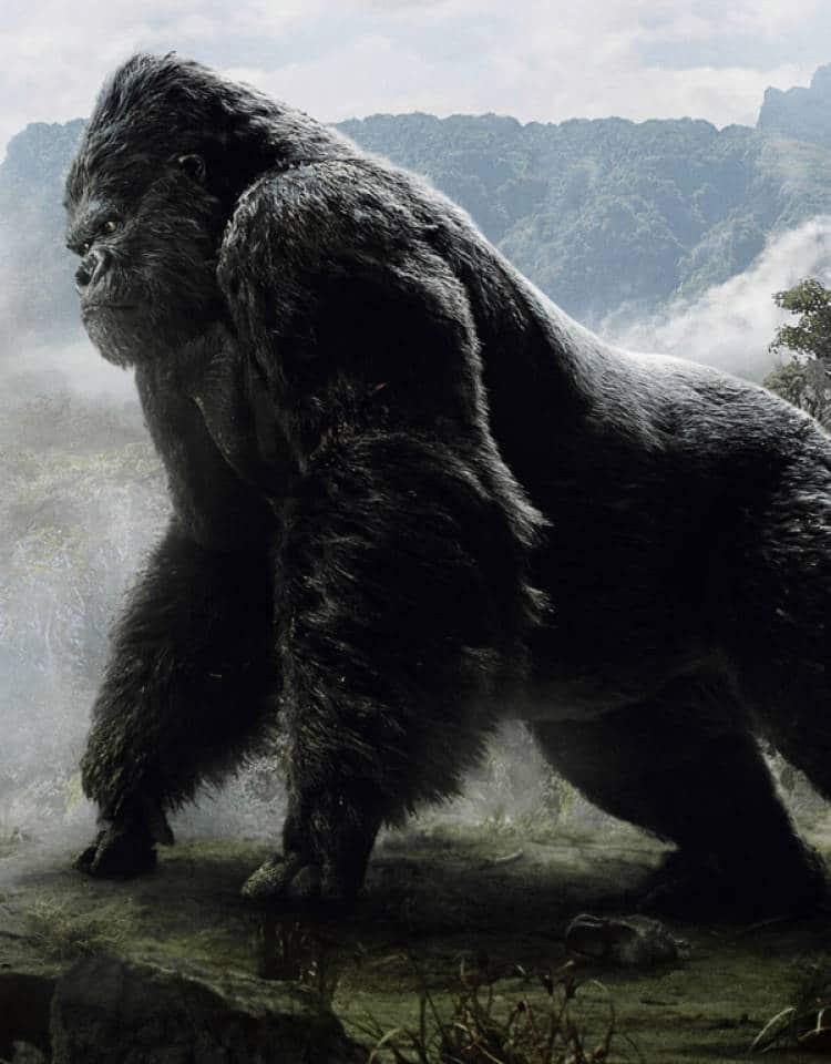 King Kong movies poster