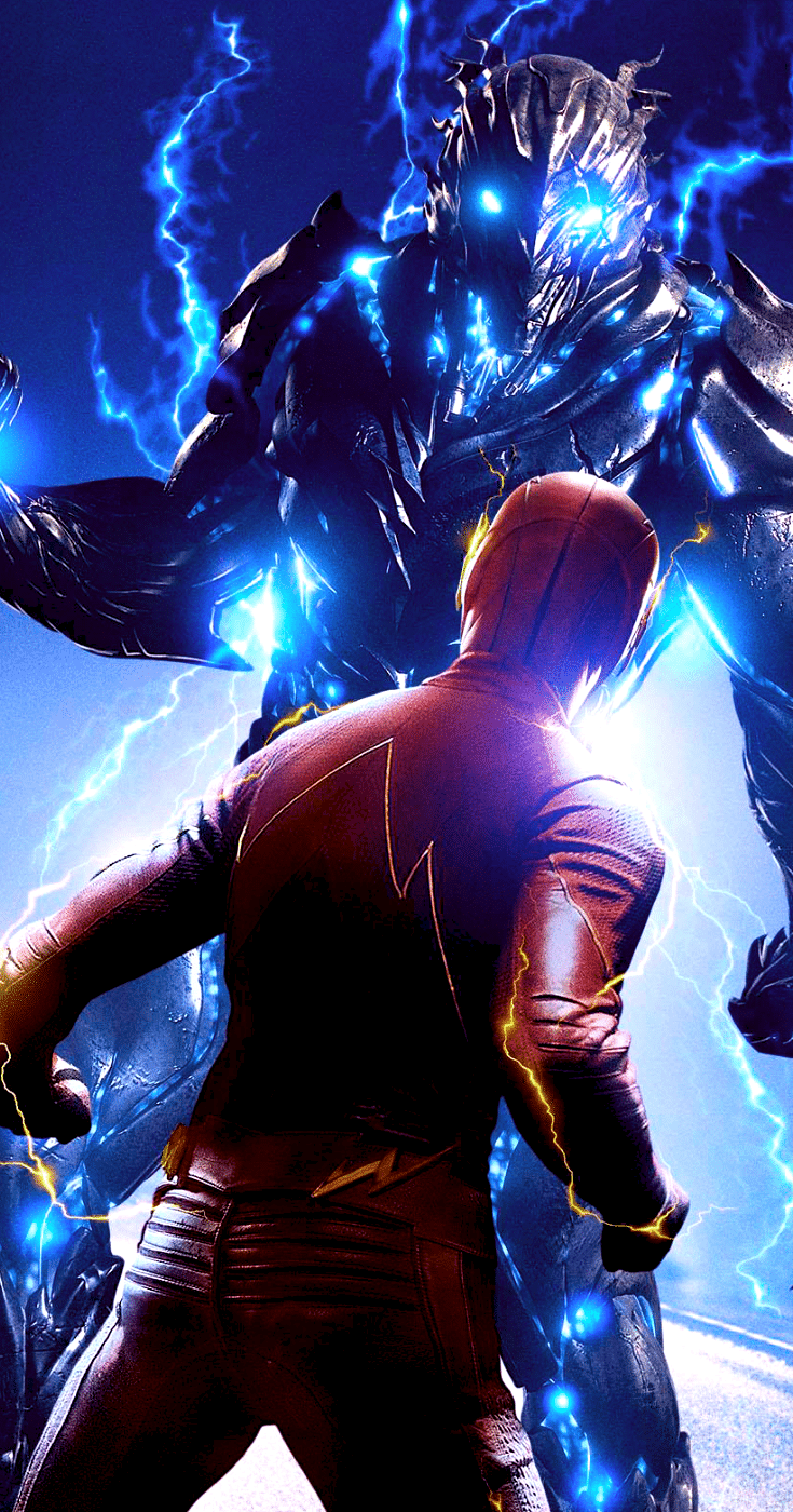 Who is Savitar poster the flash