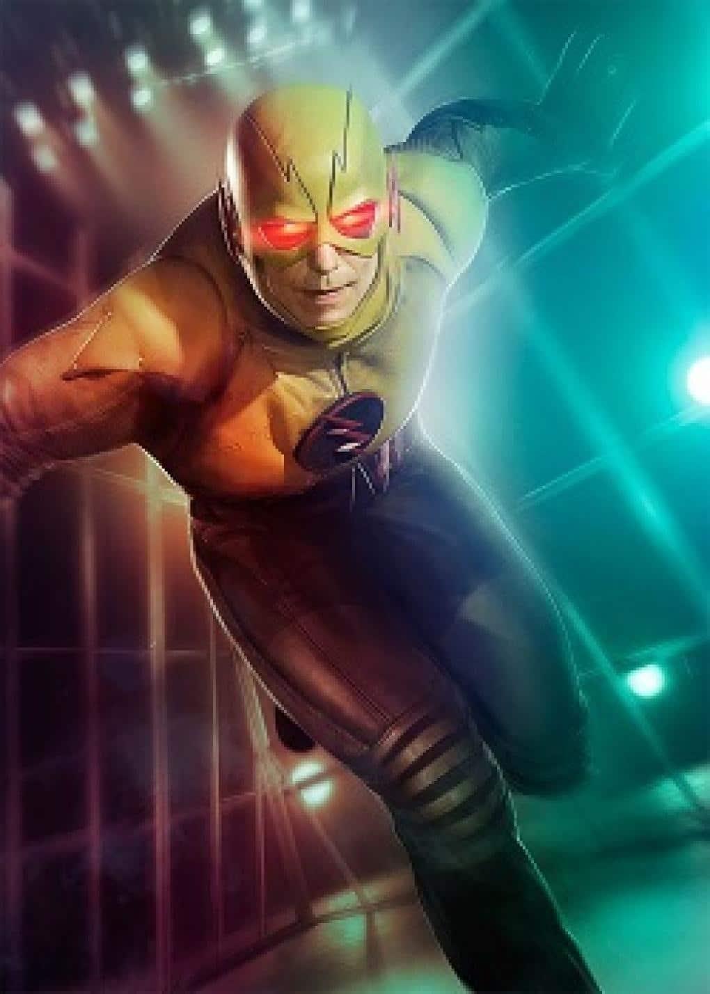 The Flash poster Eobard Thawne
