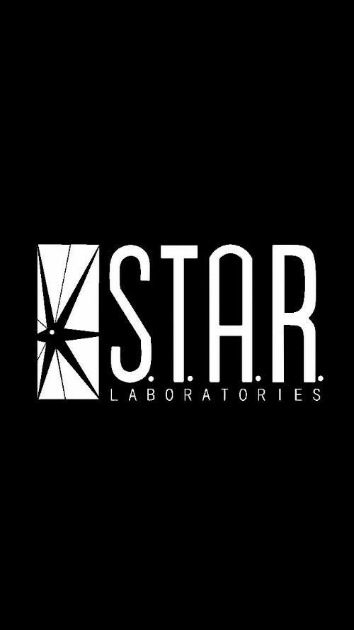 The Flash Star Labs poster