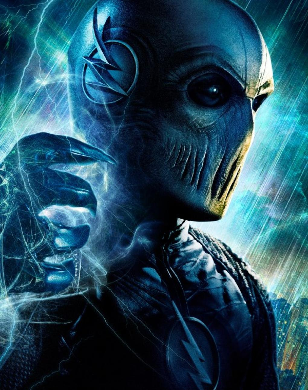 The Flash poster Zoom poster
