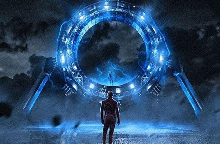 The Flash Finale season 2 poster