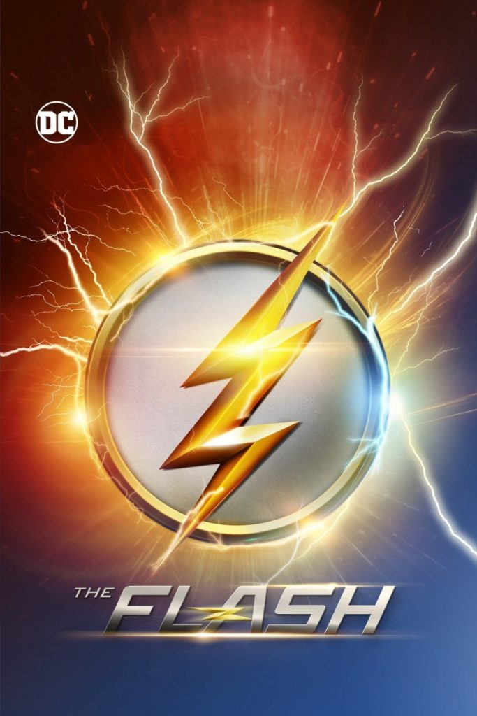 The flash lightning poster