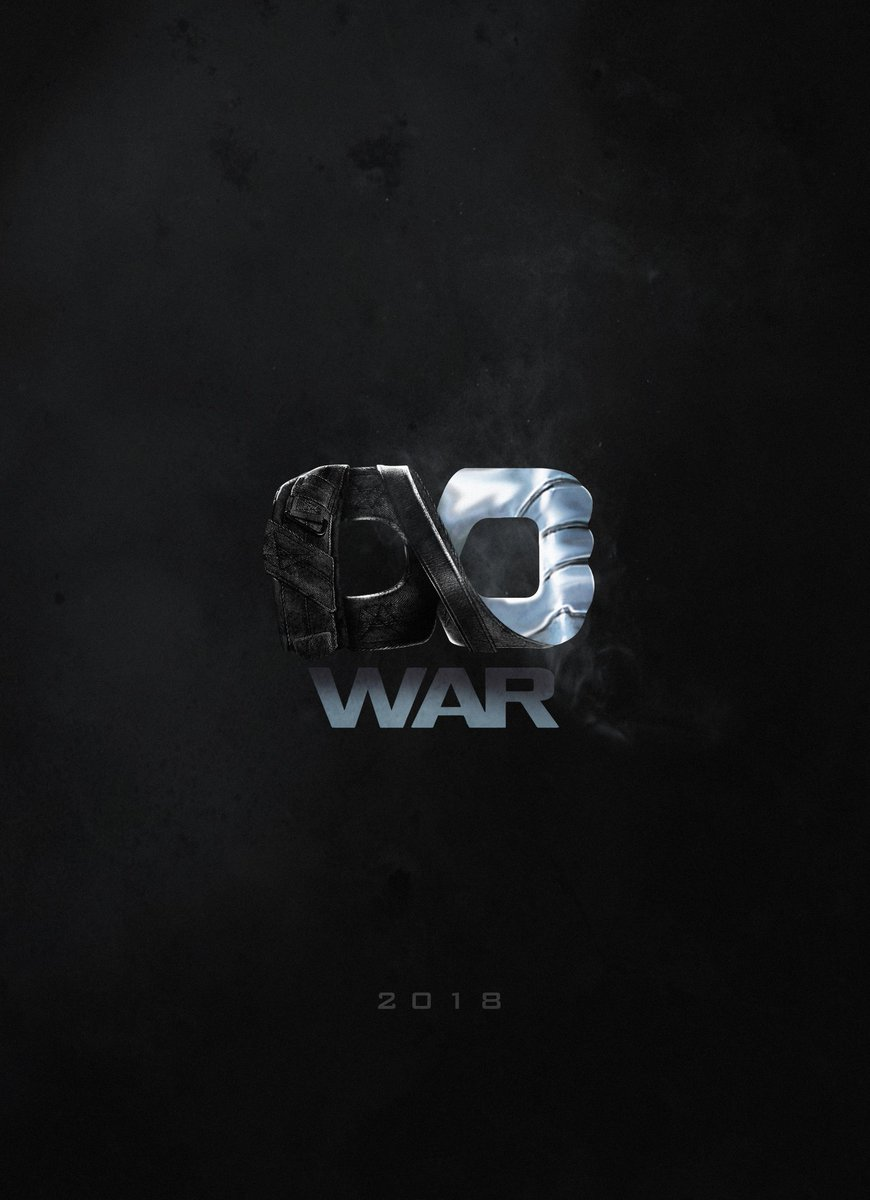 Avengers Infinity War posters by BossLogic Winter Soldier