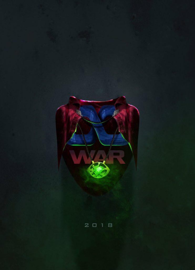 Avengers Infinity War posters by BossLogic Dr Strange