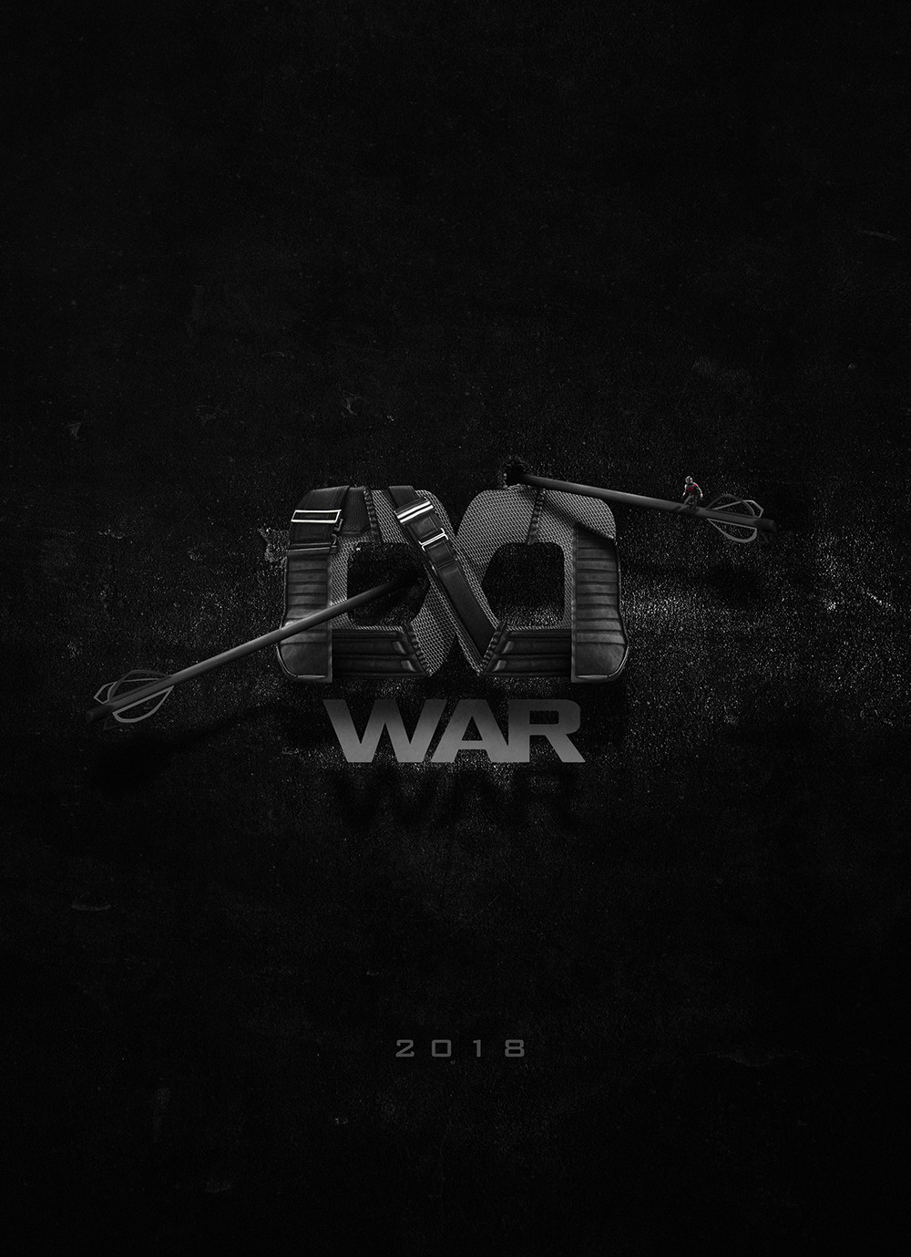 Avengers Infinity War posters by BossLogic Hawkeye
