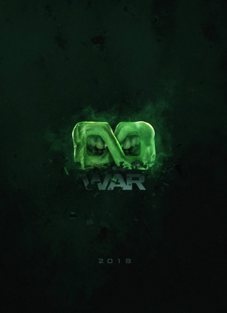 Coolest Avengers Infinity War posters by BossLogic Hulk