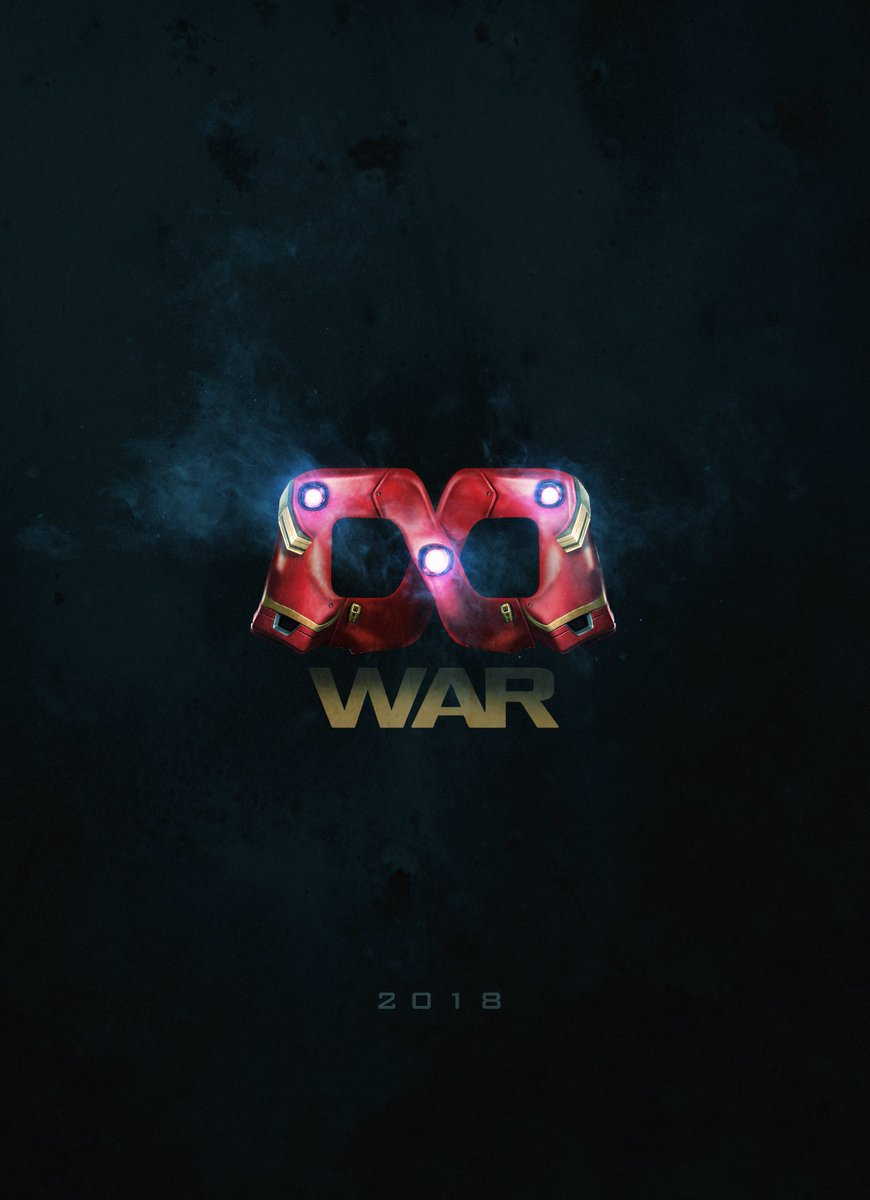Iron Man Coolest Avengers Infinity War posters by BossLogic
