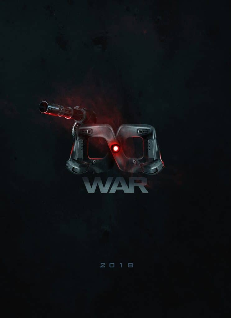 Avengers Infinity War posters by BossLogic War Machine