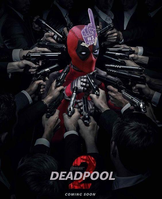 Deadpool 2 Parody Poster - John Wick Parody
