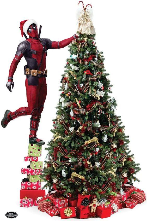 Deadpool 2 Thanksgiving Poster - Deadpool