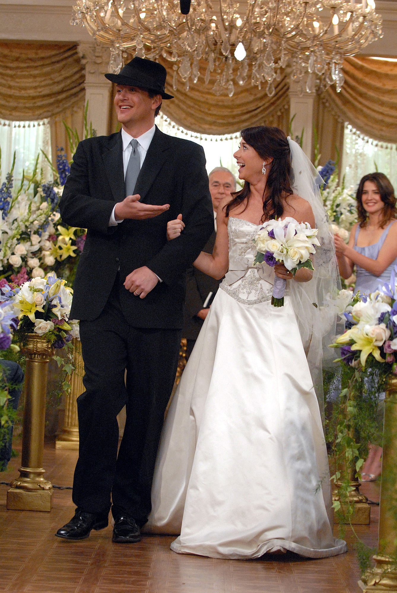 How I Met Your Mother Marshall weds Lily