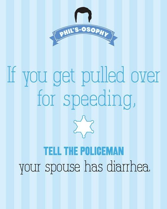 Modern Family Phill quotes