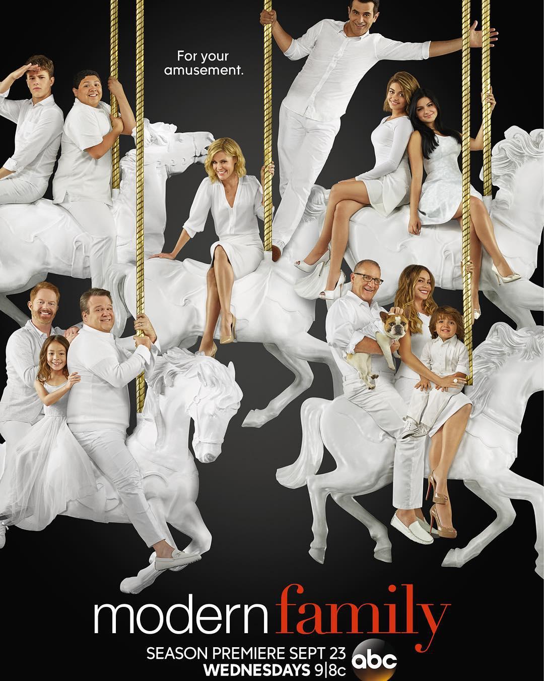 Modern Family funny poster