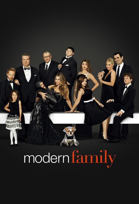 Modern Family posters
