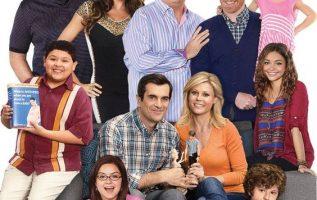 Modern Family season 4 poster