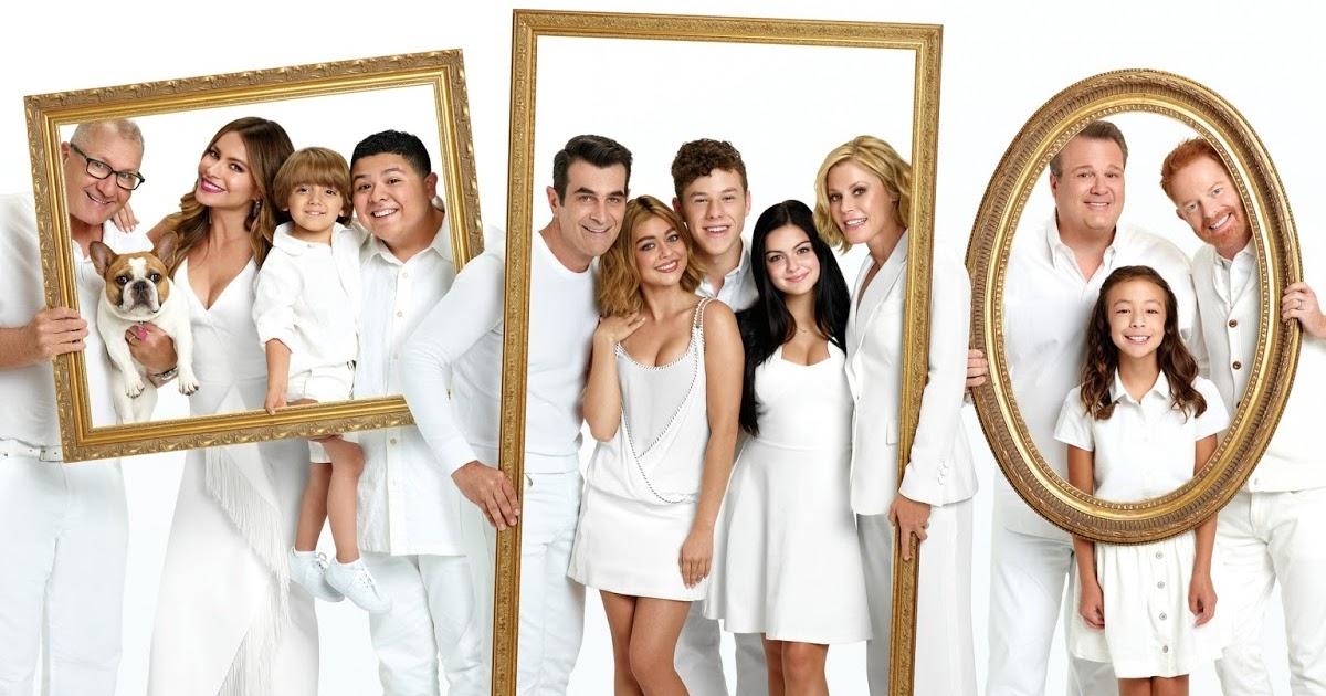 Modern Family cast poster