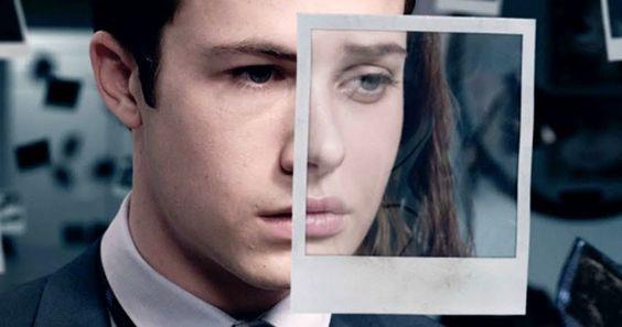 13 Reasons Why Season 2 Poster Clay and Hannah