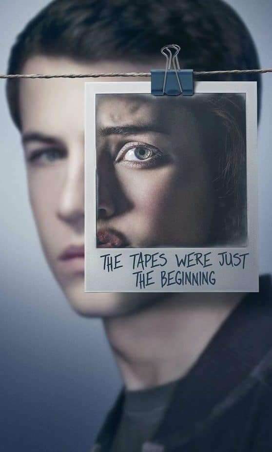 13 Reasons Why Season 2 Poster Clay Jensen