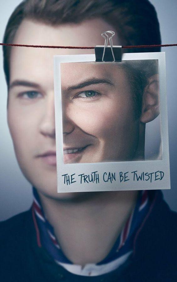 13 Reasons Why Season 2 Poster Bryce Walker