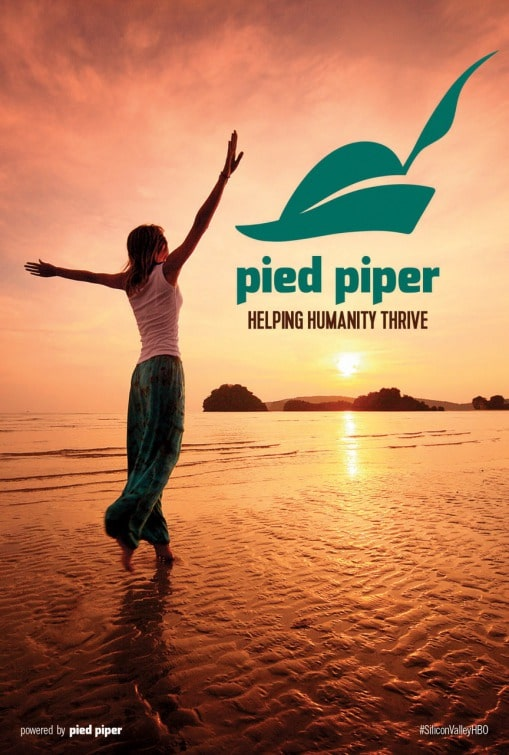 Silicon Valley Best Posters - Pied Piper
