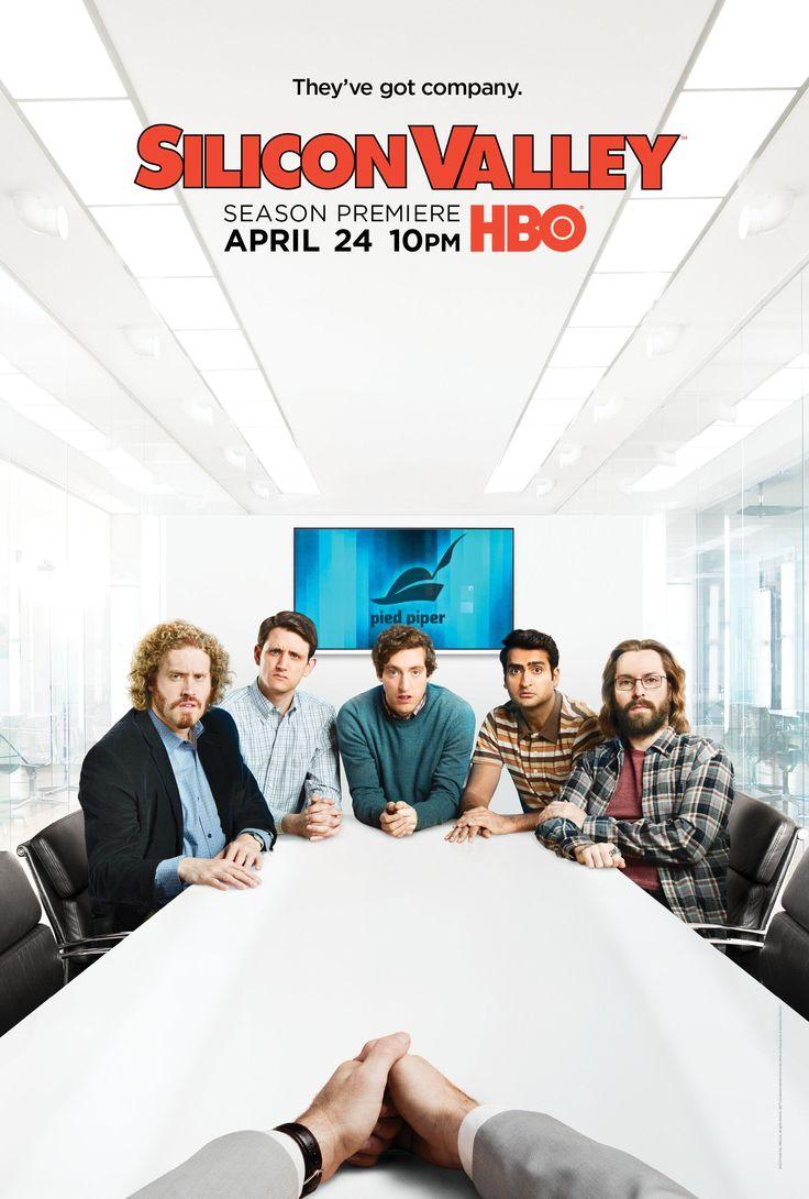 Silicon Valley Poster - Season 3