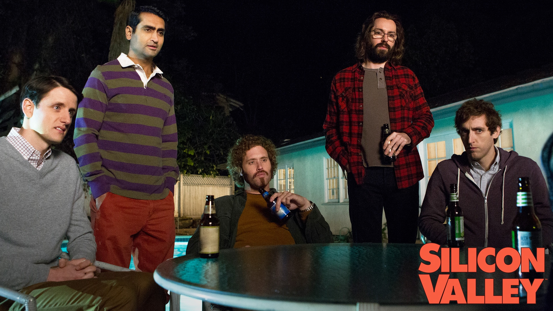 Silicon Valley Best Posters - The Team(3)