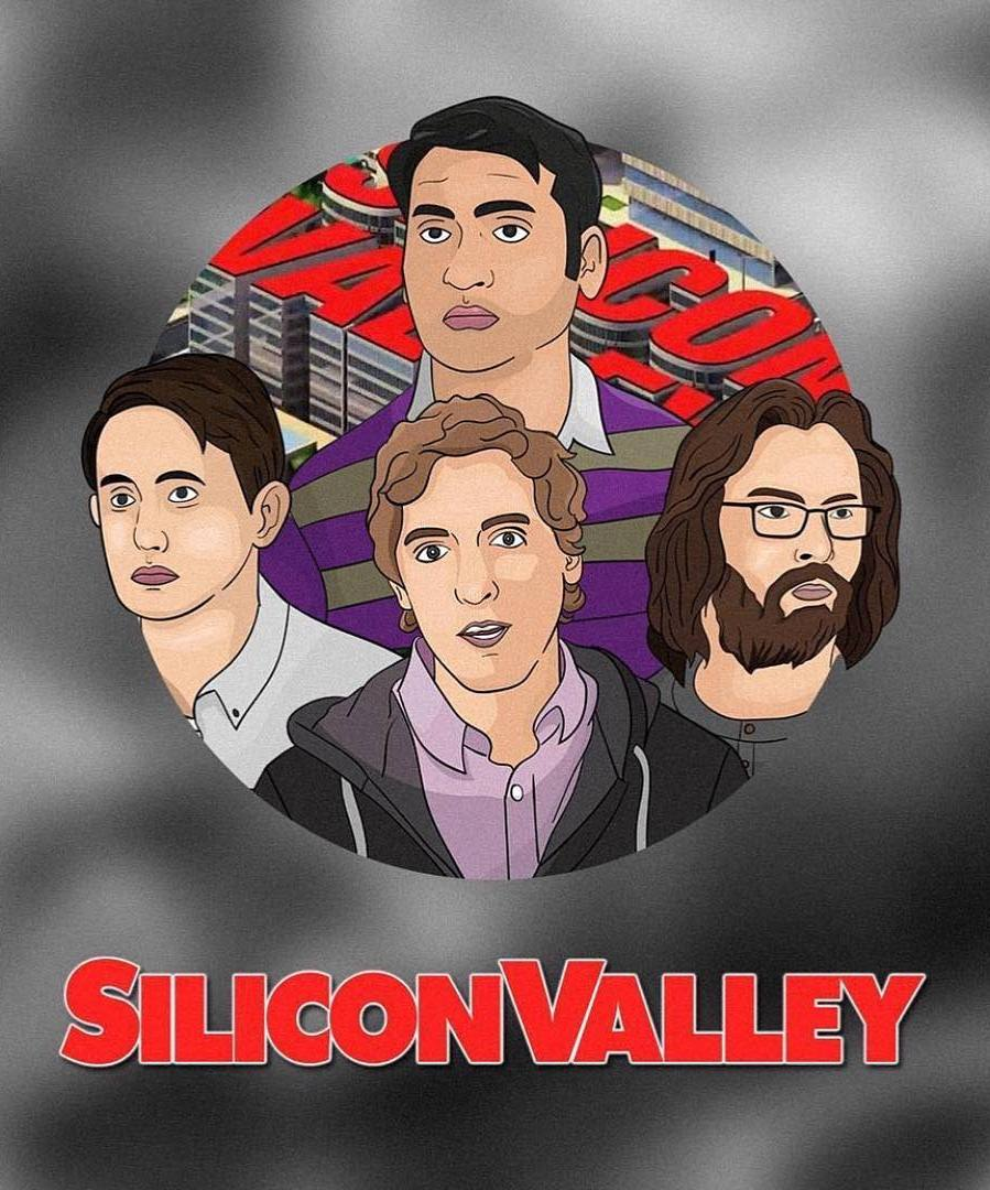 Silicon Valley Best Posters - The Team (4)