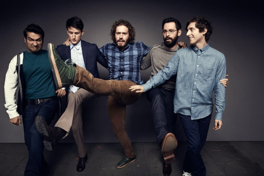Silicon Valley Best Posters - Behind The Scene (3)