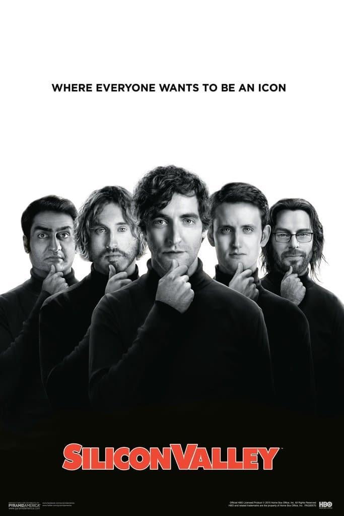 Silicon Valley Poster - First Season