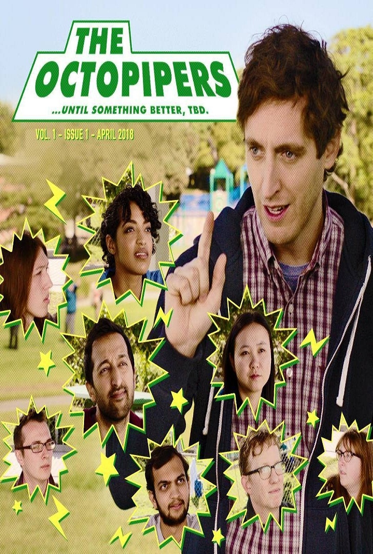 Silicon Valley Best Posters - The Octopipers