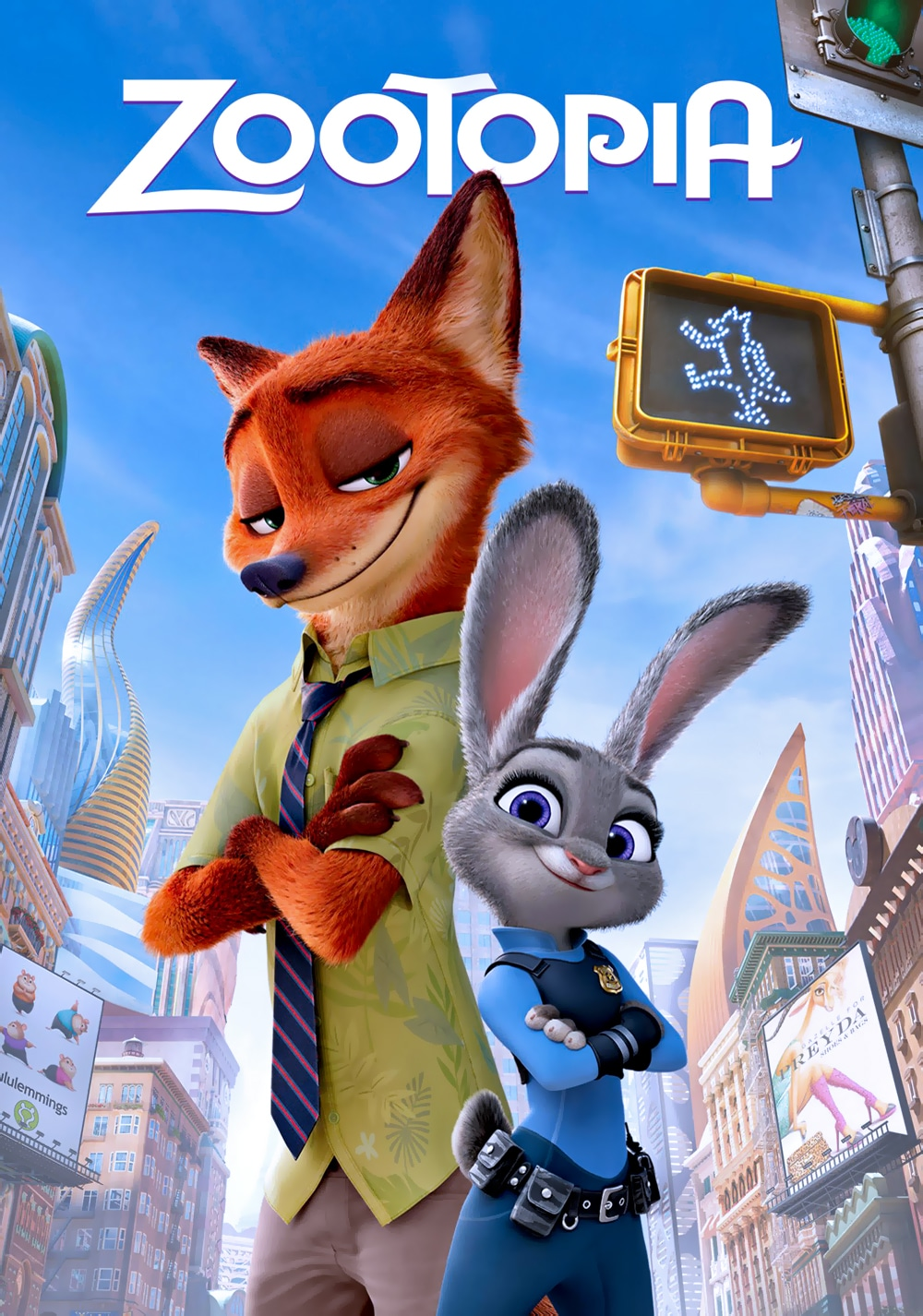 Zootopia Best Posters - The Dou - 1
