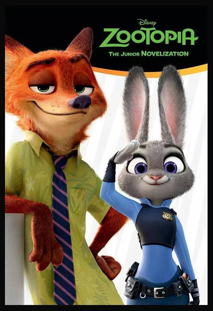 Zootopia Best Posters - Nick And Judy Posters
