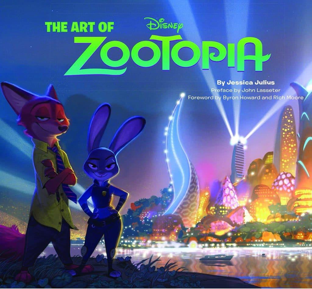 Zootopia Best Posters - Zootopia's Amazing Infrastructure