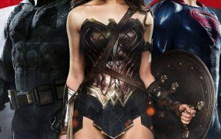 Batman v Superman poster collection