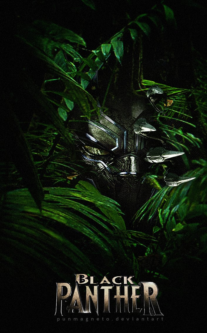 Black-Panther-hd-printable-Poster-hd-panther-in-the-jungle-awesome-poster
