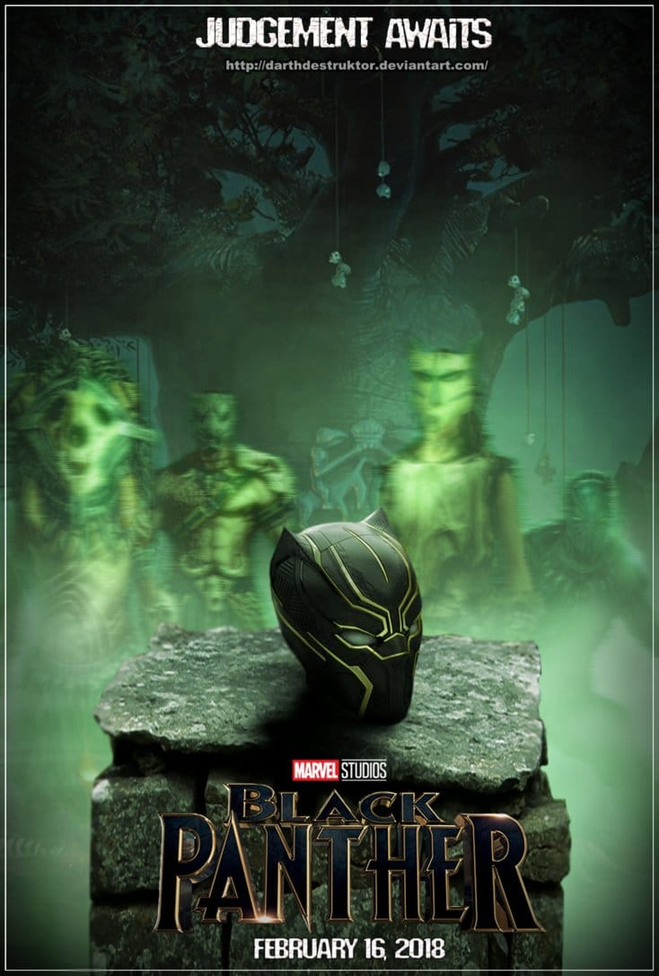 Black-Panther-hd-printable-Poster-hd-judgement-of-the-panther