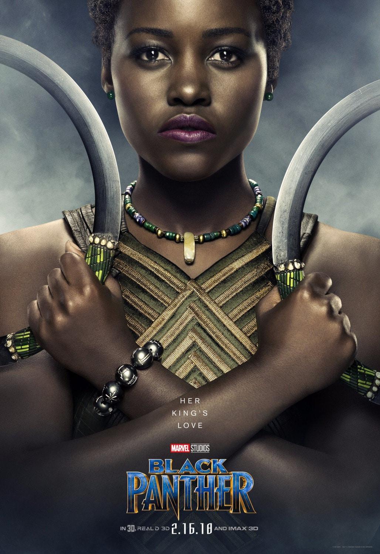 Black-Panther-hd-printable-Poster-hd-nakia-love-of-the-king
