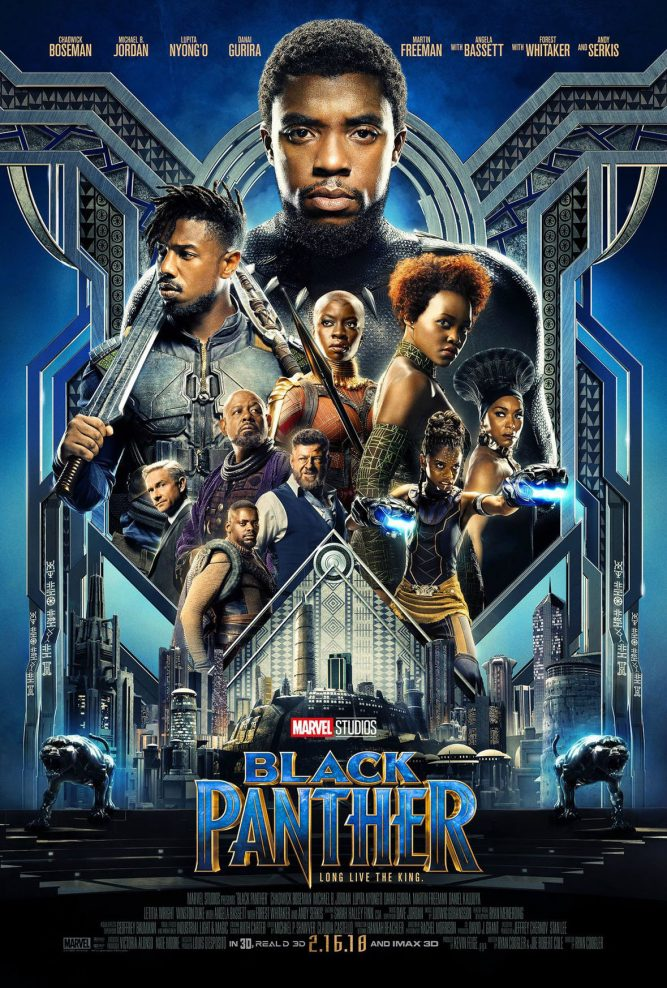 black panther poster 30 posters of marvel s first black superero
